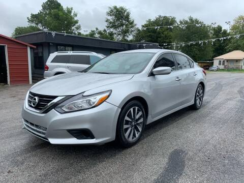 2017 Nissan Altima for sale at Dobbs Motor Company in Springdale AR