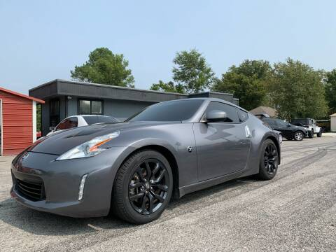 2017 Nissan 370Z for sale at Dobbs Motor Company in Springdale AR