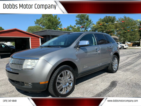 2008 Lincoln MKX for sale at Dobbs Motor Company in Springdale AR