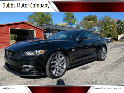 2015 Ford Mustang for sale at Dobbs Motor Company in Springdale AR