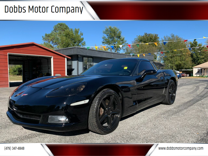 2007 Chevrolet Corvette for sale at Dobbs Motor Company in Springdale AR