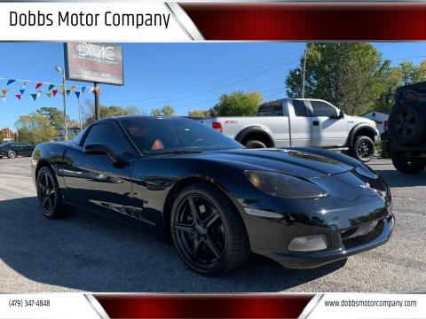 2007 Chevrolet Corvette for sale at Dobbs Motor Company in Springdale AR