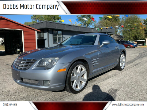 2004 Chrysler Crossfire for sale at Dobbs Motor Company in Springdale AR
