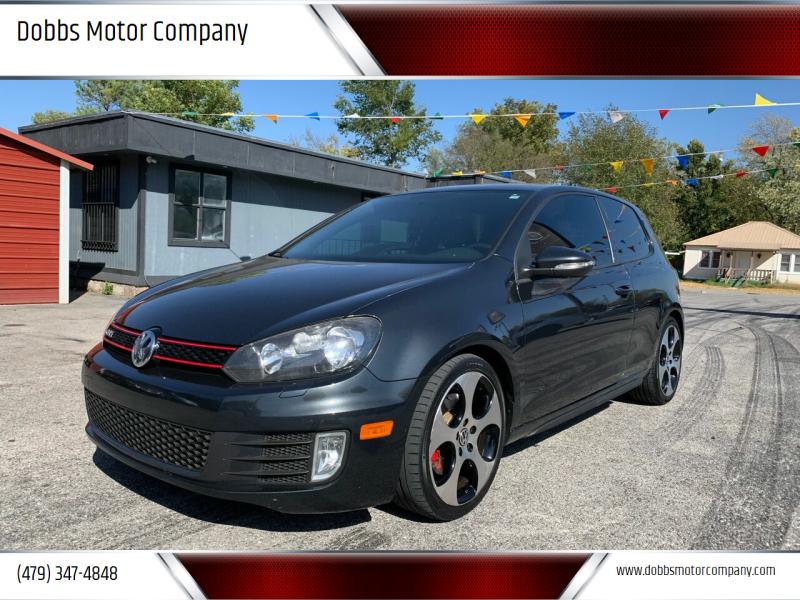 2012 Volkswagen GTI for sale at Dobbs Motor Company in Springdale AR