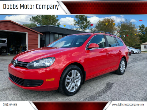 2012 Volkswagen Jetta for sale at Dobbs Motor Company in Springdale AR