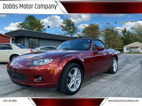 2006 Mazda MX-5 Miata for sale at Dobbs Motor Company in Springdale AR