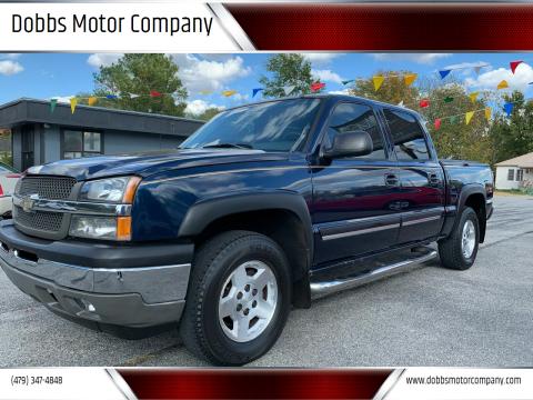 2005 Chevrolet Silverado 1500 for sale at Dobbs Motor Company in Springdale AR