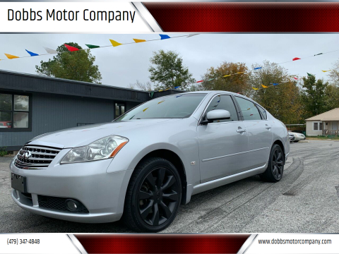 2007 Infiniti M35 for sale at Dobbs Motor Company in Springdale AR
