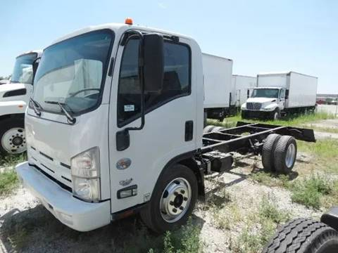 2010 Isuzu NRR for sale at Michael's Truck Sales Inc. in Lincoln NE