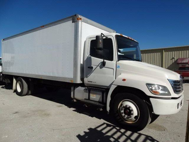 2009 Hino 338 for sale at Michael's Truck Sales Inc. in Lincoln NE