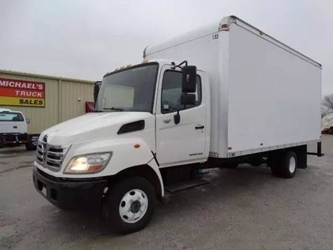 2008 Hino 145 for sale at Michael's Truck Sales Inc. in Lincoln NE