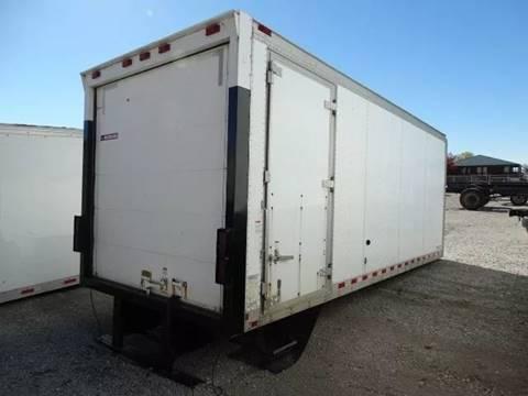 2007 Morgan 20' Van Body for sale at Michael's Truck Sales Inc. in Lincoln NE