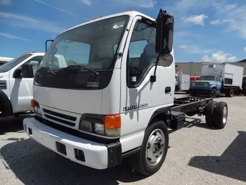 2005 Isuzu NQR for sale at Michael's Truck Sales Inc. in Lincoln NE