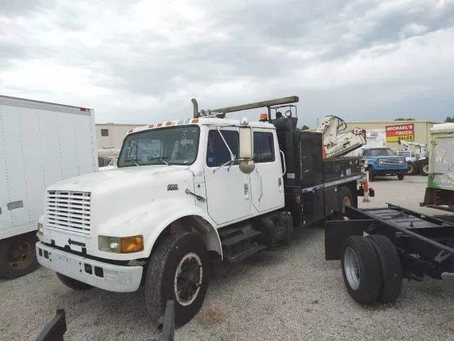 1998 International 4700 for sale at Michael's Truck Sales Inc. in Lincoln NE