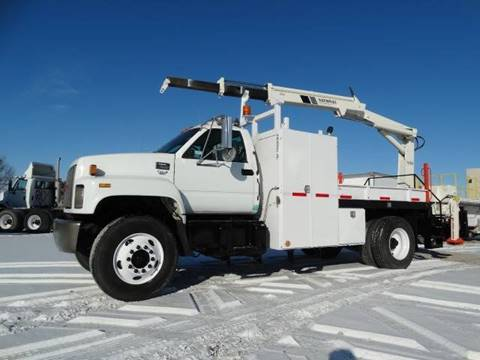 1998 GMC TOPKICK for sale at Michael's Truck Sales Inc. in Lincoln NE