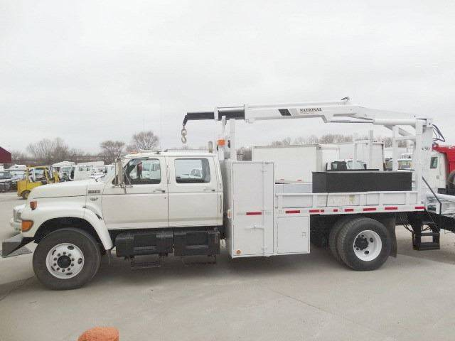 1998 Ford F-800 for sale at Michael's Truck Sales Inc. in Lincoln NE