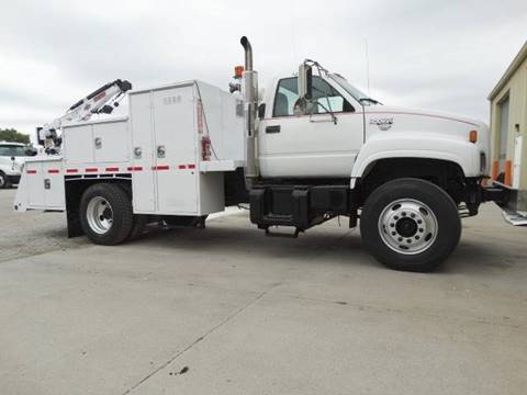 1997 Chevrolet C7500 for sale at Michael's Truck Sales Inc. in Lincoln NE