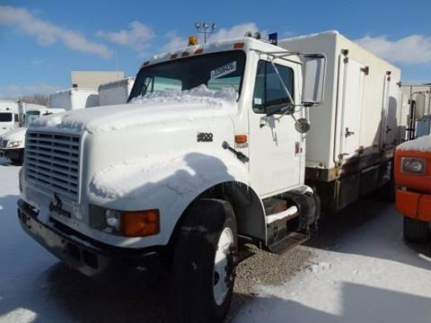 1995 International 4900 for sale at Michael's Truck Sales Inc. in Lincoln NE