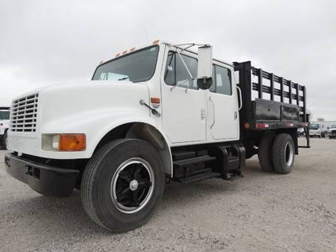 1994 International 4600 crew cab for sale at Michael's Truck Sales Inc. in Lincoln NE