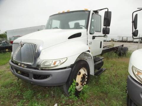 2005 International 4200 for sale at Michael's Truck Sales Inc. in Lincoln NE