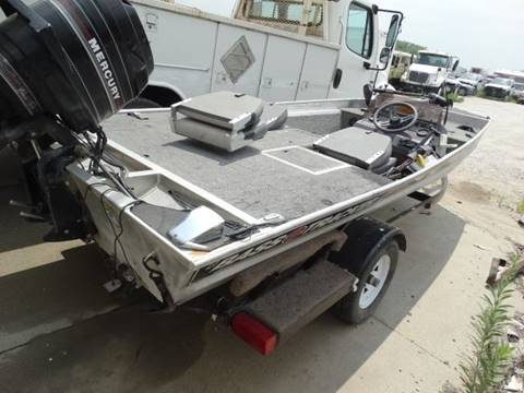 1987 Tracker TOURNAMENT TX-17 for sale in Lincoln, NE