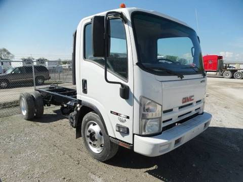 2009 GMC W-4500 for sale at Michael's Truck Sales Inc. in Lincoln NE