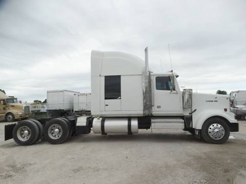 2007 Freightliner Western Star 4900 EX for sale at Michael's Truck Sales Inc. in Lincoln NE