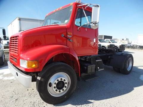 2000 International 8100 for sale at Michael's Truck Sales Inc. in Lincoln NE