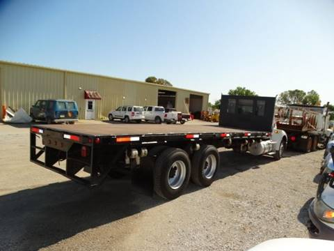 26' Flatbed tpx for sale at Michael's Truck Sales Inc. in Lincoln NE