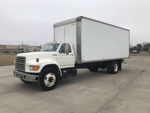 1996 Ford F-Series for sale at Michael's Truck Sales Inc. in Lincoln NE