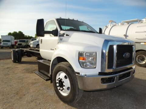 2016 Ford F-750 Super Duty for sale at Michael's Truck Sales Inc. in Lincoln NE