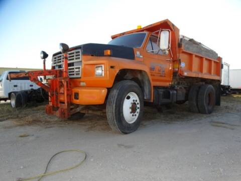1985 Ford F-8000 for sale at Michael's Truck Sales Inc. in Lincoln NE