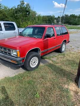 1993 Chevrolet S-10 Blazer for sale in Ava, MO