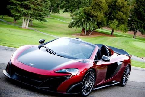 McLaren 675LT Spider For Sale - Carsforsale.com®