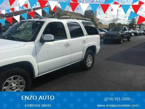 2004 Chevrolet Tahoe for sale in Parma, OH