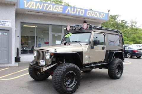 2006 Jeep Wrangler for sale in Brick, NJ