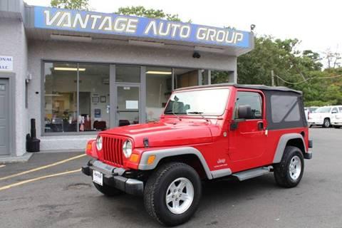 2005 Jeep Wrangler for sale in Brick, NJ