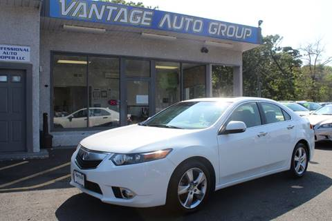 2012 Acura TSX for sale at Vantage Auto Group in Brick NJ