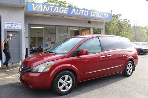 2007 Nissan Quest for sale in Brick, NJ