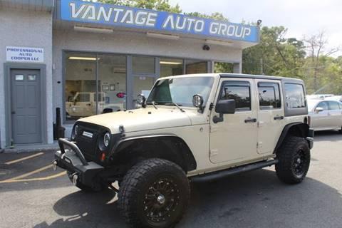 2011 Jeep Wrangler Unlimited for sale in Brick, NJ