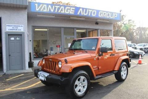 2011 Jeep Wrangler for sale in Brick, NJ