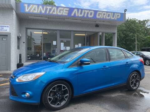 2013 Ford Focus for sale at Vantage Auto Group in Brick NJ