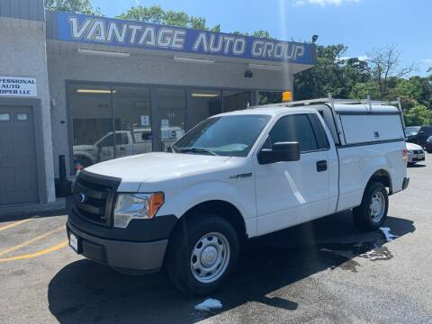 2013 Ford F-150 for sale at Vantage Auto Group in Brick NJ