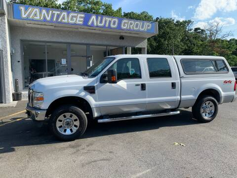 2008 Ford F-250 Super Duty for sale at Vantage Auto Group in Brick NJ