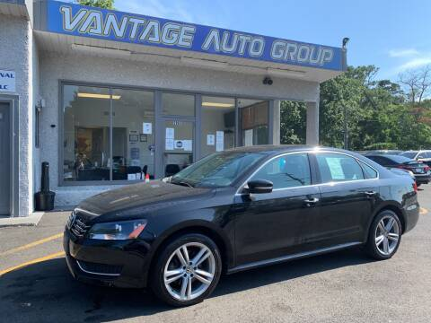 2014 Volkswagen Passat for sale at Vantage Auto Group in Brick NJ