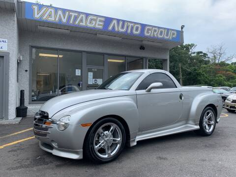2004 Chevrolet SSR for sale at Vantage Auto Group in Brick NJ