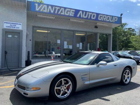 2004 Chevrolet Corvette for sale at Vantage Auto Group in Brick NJ