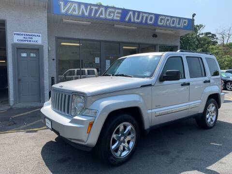 2012 Jeep Liberty for sale at Vantage Auto Group in Brick NJ