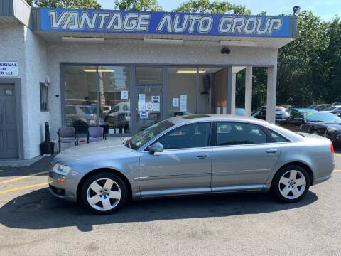 2007 Audi A8 L for sale at Vantage Auto Group in Brick NJ