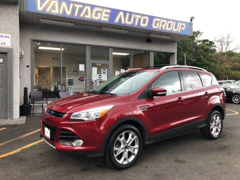 2016 Ford Escape for sale at Vantage Auto Group in Brick NJ